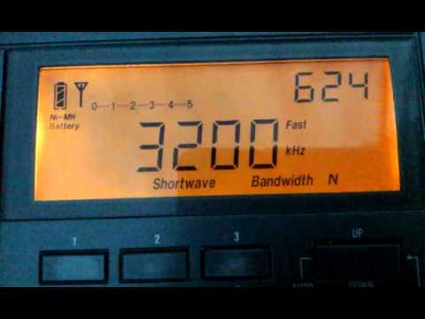 3200 kHz TWR Swaziland