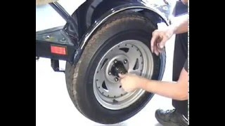 How To Bleed Trailer Brakes And Adjust Trailer Brakes