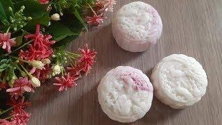 Bánh trung thu dẻo nhân đậu xanh truyền thống - cách làm bánh trung thu bất bại