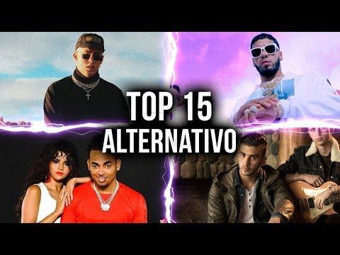 TOP 15  MEJORES CANCIONES URBANO ALTERNATIVO 2018  SeveNTrap