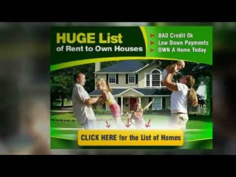 Rent To Own Homes Los Angeles Youtube