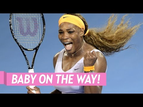 Serena Williams Pregnant, Expecting First Child With Fiance Alexis Ohanian