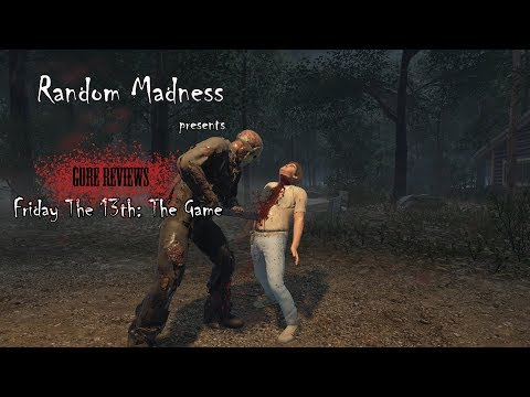 Gore Reviews - Friday The 13th: The Game