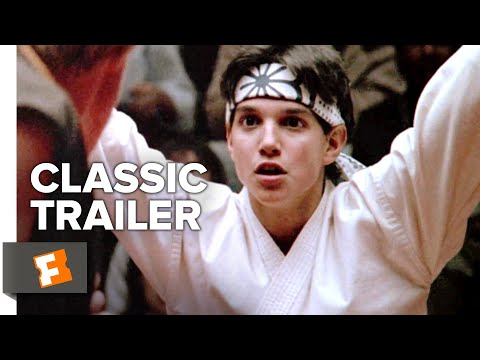The Karate Kid (1984) Trailer #1   Movieclips Classic Trailers