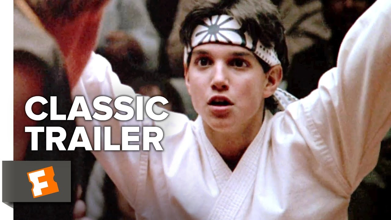 Download The Karate Kid (1984) Trailer #1 | Movieclips Classic Trailers