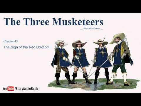 The Three Musketeers by Alexandre Dumas - Chapter 43: The Sign of the Red Dovecot