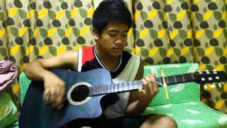 Ikaw at Ako Tj Monterde Guitar Cover by:Ker Jay Rodriguez