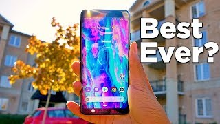 Google Pixel 3 Review: The Greatest Android Smartphone Of 2018?