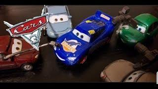 Disney Cars 3 DINOCO Fabulous McQueen! | Custom Mattel Die-cast!