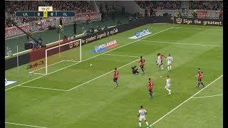Lille OSC vs Olympique Lyonnais | Ligue 1 | Journée 15 | 01 Décembre 2018 | PES 2019