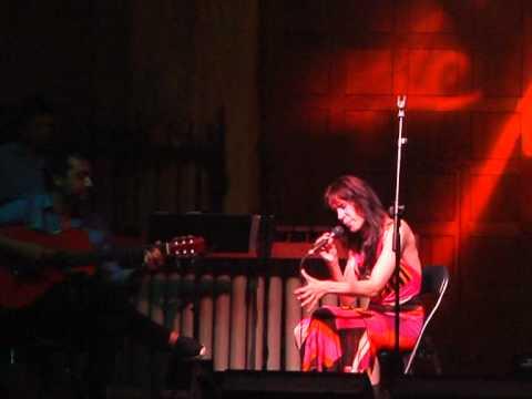 Nynke en La Mar de Músicas 2013