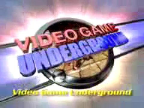 Video Game Underground Sing Along TV commercial