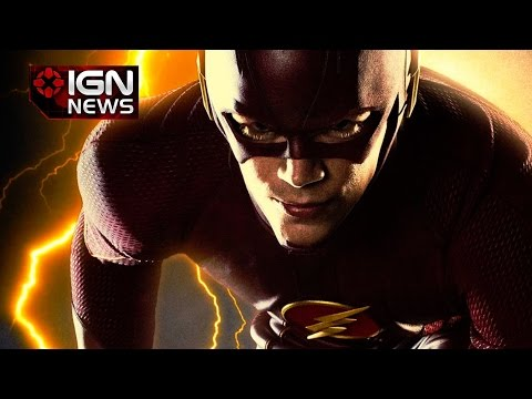 The Flash and Arrow Can't Mention Gotham or Metropolis - IGN News
