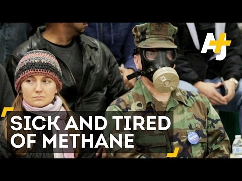 Outraged And Sick Of Methane Gas Leak: California Leaking Pa