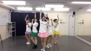 愛夢GLTOKYOの2曲目のオリジナル曲「宇宙マルゴト・グラディウス」を踊...