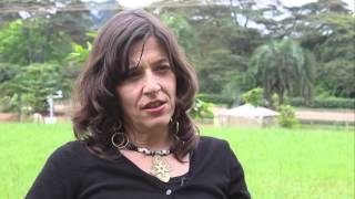 Emilie Smith Dumont, ICRAF scientist on her work with CIFOR in the DRC