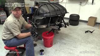 Club Car Precedent RHOX Lift Kit | How to Install on Golf Cart