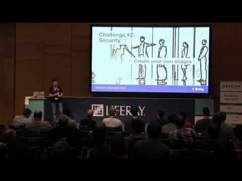 Liferay DEVCON 2016: Ship your vessel without any hassle: Continuous Delivery with Liferay & Docker