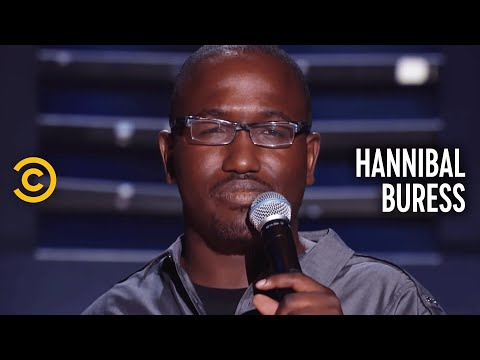 Hannibal Buress - Jaywalking Is a Fantasy Crime