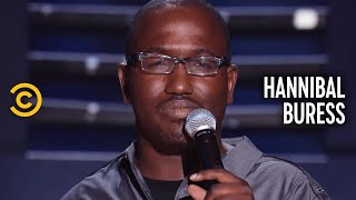 Hannibal Buress talks about getting a ticket for jaywalking in Mont...