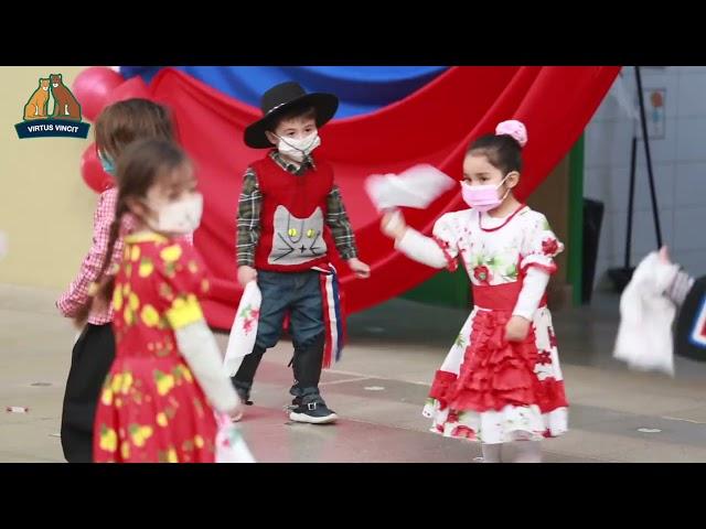 Bailes de Fiestas Patrias Educación Parvularia - Jardín