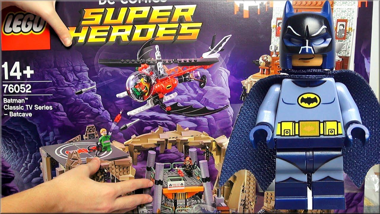 Лего Бэтмен 76012