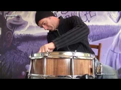STEPPO Absolute free floating snare drum