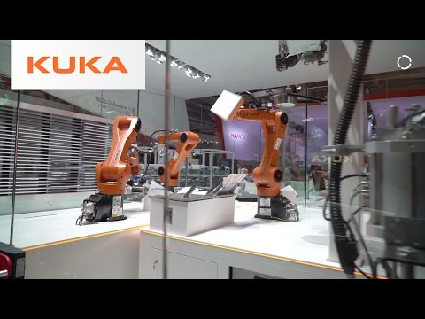 KUKA @ Hannover Messe 2017 | Show Overview