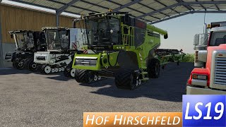 "[""LS19"", ""Claas Lexion"", ""Case Axial"", ""Challenger IDEAL"", ""Reinigung"", ""Wartung"", ""Mods"", ""Giants""]"