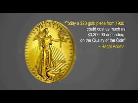 Why Invest In Gold? - FREE Gold Investors Kit | visit Regal Assets