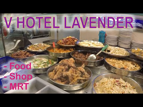 Around V Lavender Hotel - Singapore