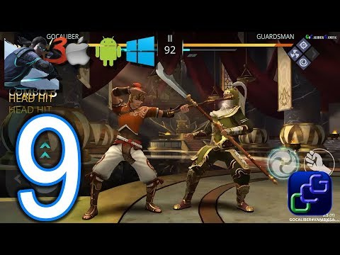 Shadow Fight 3 Android iOS BETA Gameplay - Part 9 - Act 2