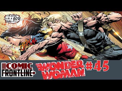 Wonder Woman #45 - Choices
