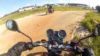 Felipe Motovlog - Bonde pro Conde - 2º Encontrão Bahia/Sergipe - Parte 1 - Fazer 250