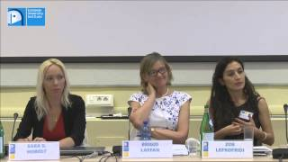 "The Public Constraint on European Integration"" - Keynote speech by Sara B. Hobolt (LSE)"