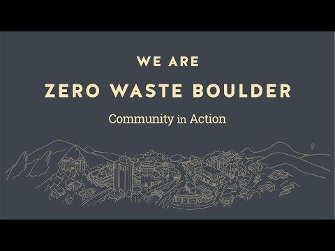 We Are Zero Waste Boulder: Community in Action
