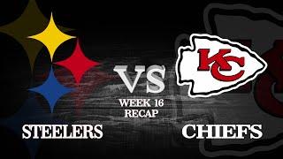 Steelers vs. Chiefs Week 16 NFL Recap (2014)