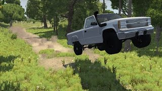 BeamNG.drive - Off-Road Trials by Hendrixx 0.86