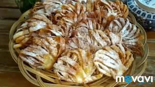 "Хворост"" Веер"" #десерт #выпечка #вкусняшки #вкусняшечки #yummy #рецепт"