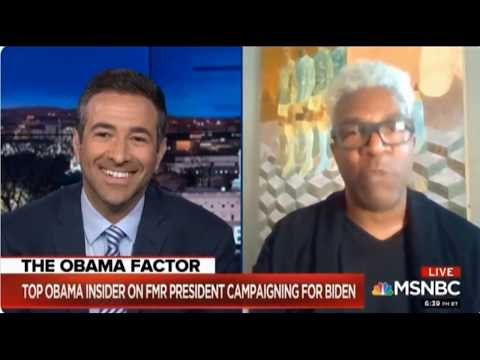 MSNBC Wants You To Shut Up & Get In Line For Biden