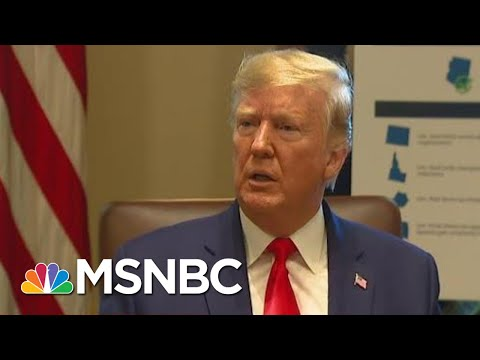 Even President Donald Trump Thinks Impeachment Is Inevitable | Hardball | MSNBC