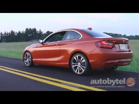 2017 Bmw 230i Xdrive Coupe Test Drive Video Review Youtube