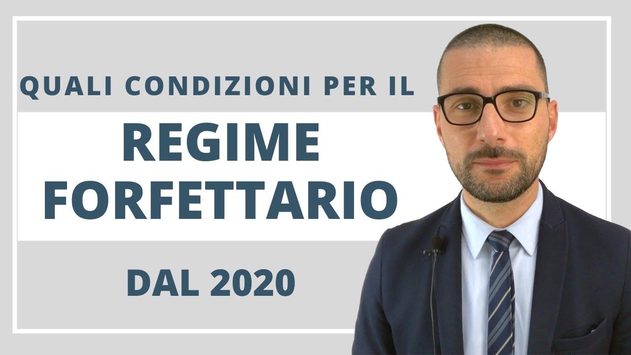 Regime Forfettario 2020: Quali saranno le nuove condizioni? #Regime