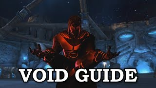 Void Guide - Full Review and Abilities Explained  Marvel Contest of Champions