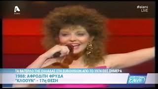 Eurovision 2016: Όσα έγιναν στον Α' Ημιτελικό -