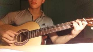 Bình yên nơi đâu - guitar cover - Tuấn say