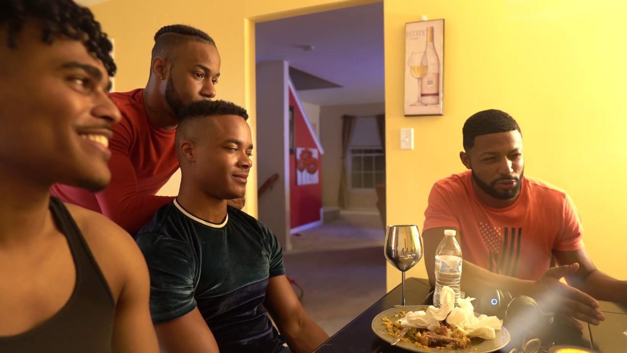 gay black dad porn