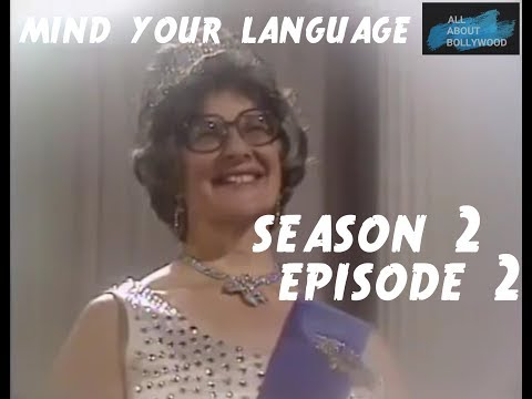 Mind Your Language - Season 2 Episode 2 - Queen For A Day | Funny TV Show