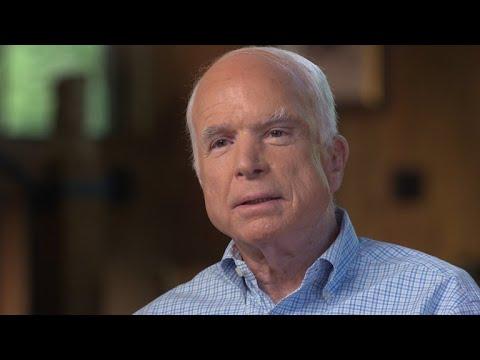 John McCain on brain cancer diagnosis