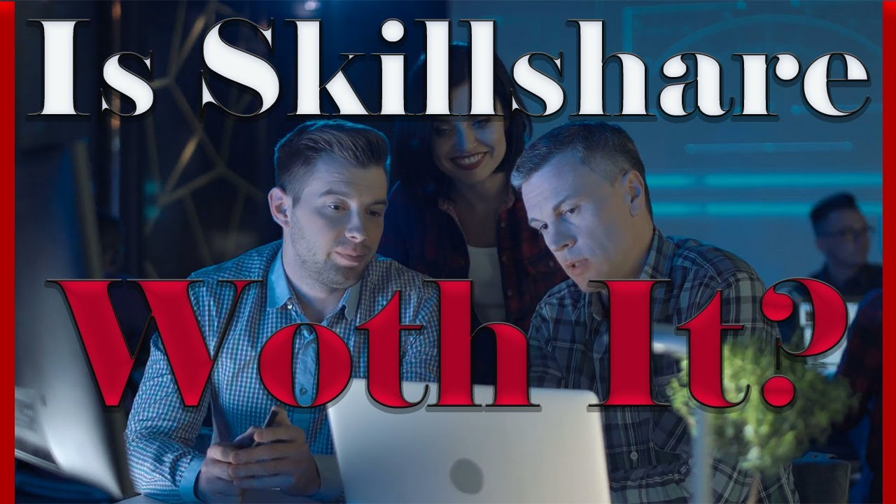 Is Skillshare Worth It? What did I learn in 2 months? - YouTube